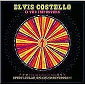 Elvis Costello - Return of the Spectacular Spinning Songbook!!! (Live Recording, 2012)
