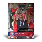 Topps Now UCL - Card 83 - Hans-Dieter Hansi Flick Champions League Winning CoachTrading Card Einzelkarten - 261328