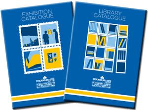 STOCKHOLMIA 2019 - Set of two Catalogues (Vol. 1 + Vol. 2) softbound