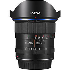 Laowa 12mm f/2.8 Zero-D Ultra Wide Lens