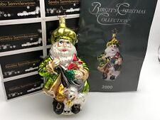 Inge Glas 🎄🎄 Birgits Christmas Collection Bescherung in Irland 18,5 cm 🎄🎄