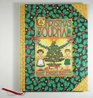MARY ENGELBRIET Retired Christmas Journal 5 Year Illustrated HC Book Art RARE
