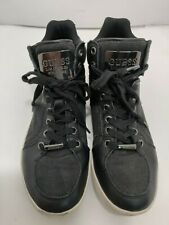 GUESS Trippy High-Top Sneaker Multi Leather Size 9.5 M