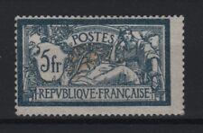 "FRANCE STAMP TIMBRE YVERT N° 123 "" MERSON 5F BLEU ET CHAMOIS "" NEUF xx TB  T047"