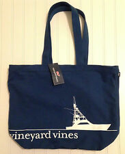 "Vineyard Vines ""Sportfisher Line"" Tote Bag - Shopping, Travel, Storage, Beach"