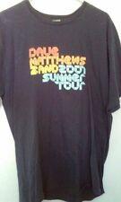BRAND NEW!! - Dave Matthews Band Summer Tour 2007 Concert Tee - Size XL - Navy