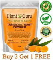 Turmeric Root Powder 1lb. Curcumin Curcuma Longa Pure Raw Natural Tumeric Spice
