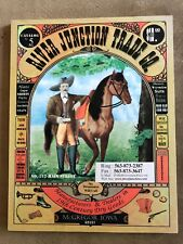 River Junction Trade Co. old west Catalog No.5 Published in 1996