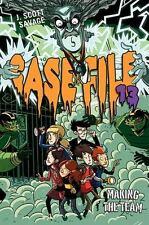Case File 13: Making the Team Vol 2  J. Scott Savage Humor Kids Nick & Friends