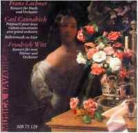 Musica Bavarica CD Franz Lachner - Carl Cannabich - Friedrich Witt