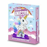 MAGIC UNICORN GROWING RAINBOW Paper Tree Kids Crystal Kit Christmas Gift Toy UK