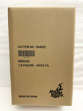 HOT TOYS MMS536 MARVEL AVENGERS: ENDGAME CAPTAIN AMERICA 1:6 FIGURE ~SEALED BOX~