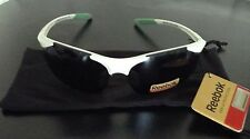 REEBOK SPORT WHITE SUNGLASSES - (R4315/02) BNWT 100% UVA/UVB PROTECTION