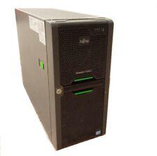 Fujitsu Primergy TX140 S1p   XEON E3-1230 V2   12GB RAM   Win 10   240GB SSD