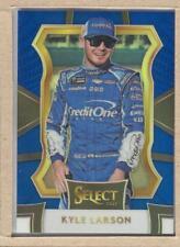 Kyle Larson 96 2017 Select NASCAR Racing Blue Prizm 099/199