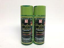 2 PK - FANTASIA IC BRAZILIAN HAIR OIL Keratin Treatment Serum 6 oz