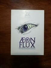Aeon Flux - The Complete Animated Collection (Dvd, 2005, 3-Disc Set, Mtv) Preown