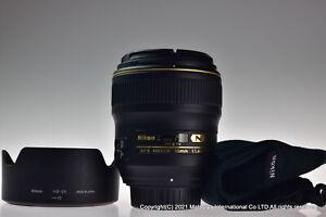 NIKON AF-S NIKKOR 35mm f/1.4G SWM RF Aspherical Excellent