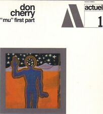 Don Cherry - Mu First Part CD Digipack 2002 NEW SEALED