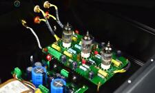(DIY kit) MM RIAA Turntable preamp Ear834 12AX7 Tube Phono Amplifier full kit
