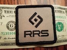 RRS Really Right Stuff Tactical Patch with hook and loop DEVGRU Sniper