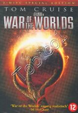 WAR OF THE WORLDS - TOM CRUISE - 2 DISC S.E.  SEALED