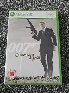 007 Quantum of Solace Xbox 360 Game