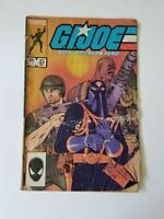 G.I. JOE A Real American Hero # 23 (1984) Marvel Comics GI Joe
