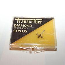 Transcriber #157 Diamond Phonograph Stylus Needle - Euphonics 506, 07, 13
