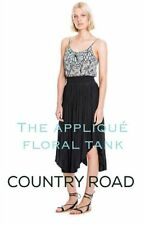 Country Road Floral Tank, Cami Tops for Women