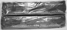 Tufo Calibra clincher 700 x 25 all black 2 tires (1 pair)