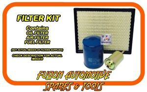 Filter Service Kit   for HOLDEN Crewman VZ 3.6L AlloyTec 172 LE0 05-07