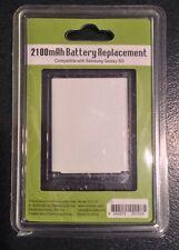 BRAND NEW ** Droidax Samsung Galaxy SIII S3 Battery i9300 2100mAh 3.8V **
