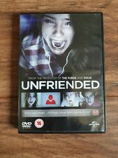 Unfriended (Region 2 DVD), From the Producers of The Purge