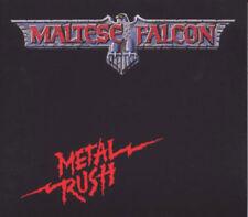 maltese falcon - metal rush (remastered) (CD NEU!) 5907785034099