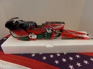 """ACTION~1:9TH SCALE~1999 PRO STOCK MOTORCYCLE~""""GATORNATIONALS""""~LIMITED EDITION"""