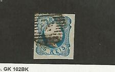 Portugal, Postage Stamp, #10a Type I Used, 1856, DKZ