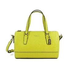 COACH 49392 MINI HONEYBEE Saffiano Leather Satchel  Bag Msrp$228. NW TAG
