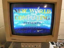 Tandy VGM 220 CRT VGA Monitor Works Great