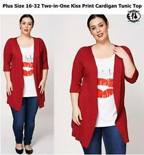 Tunic, Kaftan Plus Size Classic Fit Tops & Shirts for Women