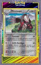 Minotaupe Reverse - XY5:Primo Choc - 96/160 - Carte Pokemon Neuve Française