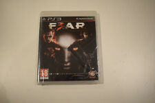 fear F.E.A.R. 3 F3ar  F.3.A.R.  ps3 ps 3 playstation 3 neuf