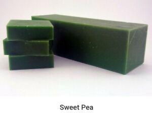 Handmade Soap *Sweet Pea* Homemade Soap *Valor Unity*