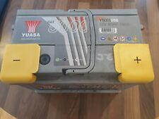 Yuasa YBX5096 12v Standard Battery.