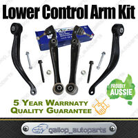 LH& RH Front Lower Control & Castor Arms Ball Joint Kit For Ford Territory SX SY