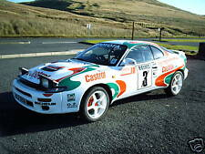 CELICA - WORLD RALLY CAR GRAPHICS / DECALS ' TOYOTA '