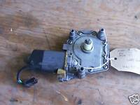AUDI A6 100 REAR LEFT PASSENGER WINDOW MOTOR 4A0959801A