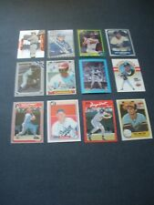 Baseball Cards - Nice Lots - All Hall of Famers..LOOK!!!