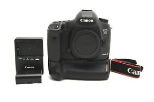 Excellent Canon 5D Mark III DSLR Camera Body with DSTE Grip #32885