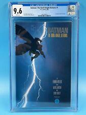 Batman: The Dark Knight Returns #1 CGC 9.6 1986
